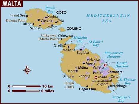 Malta: soldi, corruzione, gioco illegale e omicidi eccellenti